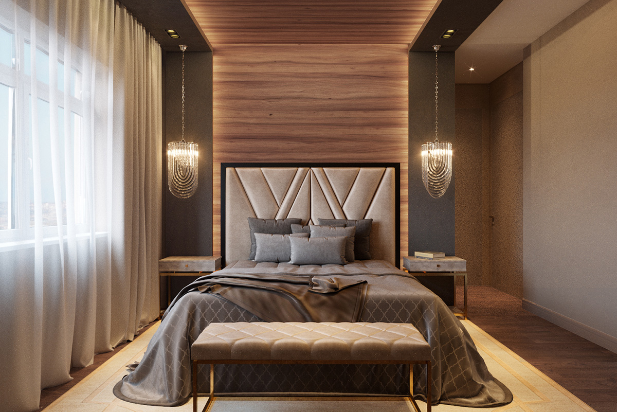 Спальня пос. Кольцово