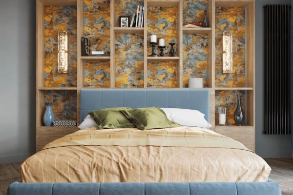 1 вариант спальни