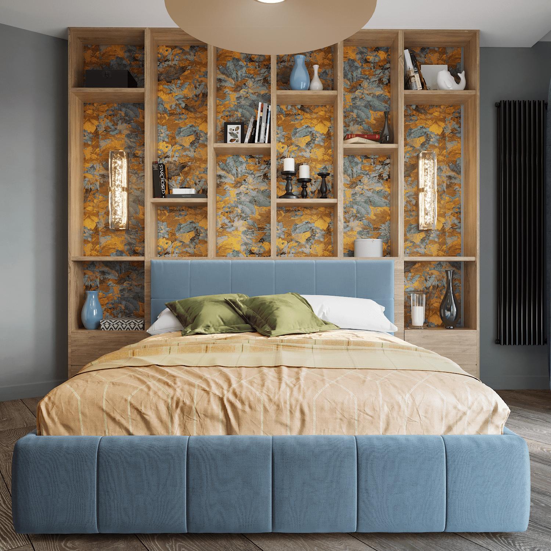 3 варианта спальни